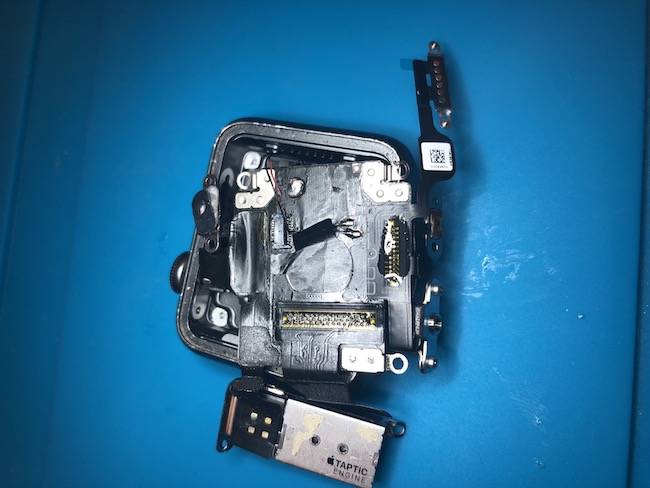 Apple Watch LCD Connector Repair